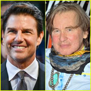 Tom Cruise Was 'Adamant' That Val Kilmer Return for 'Top Gun: Maverick'