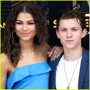 Tom Holland & Zendaya Attend a Wedding Together Amid Rumors They're a Couple!