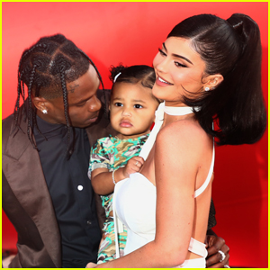 Travis Scott Surprises Daughter Stormi with Yellow School Bus, Kylie Jenner Explains Why!