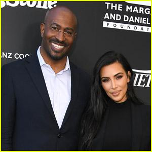 Van Jones Opens Up About Kim Kardashian Dating Rumors