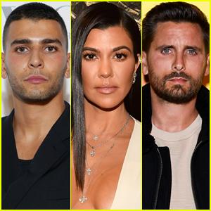 Kourtney Kardashian's Ex Younes Bendjima Shares Alleged DM From Scott Disick, Puts Him on Blast
