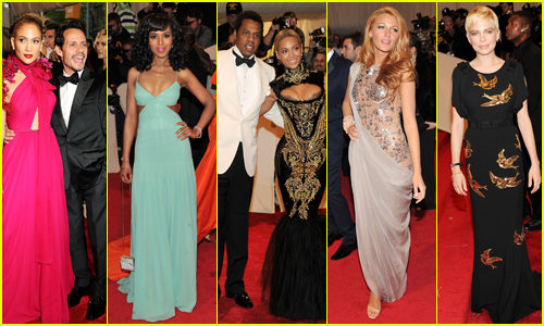 Look Back at the Met Gala Red Carpet From 10 Years Ago!