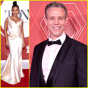 Original 'Rent' Stars Daphne Rubin-Vega & Adam Pascal Glam Up For Tony Awards 2020