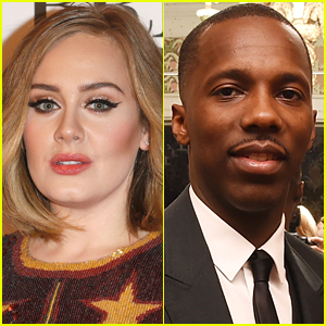 Adele Goes Instagram Official with Rich Paul, Seemingly Confirms Relationship!