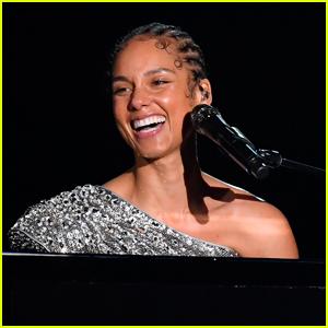 Alicia Keys Releases New Single 'LALA (Unlocked)' - Read the Lyrics & Listen Now!