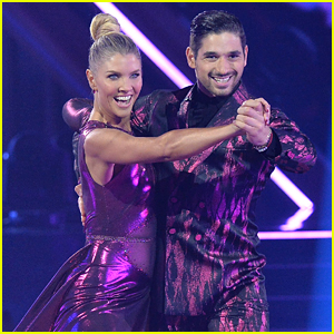 Amanda Kloots Gives Inspiring Performance on 'DWTS' Premiere, Talks About Nick Cordero's Presence (Video)