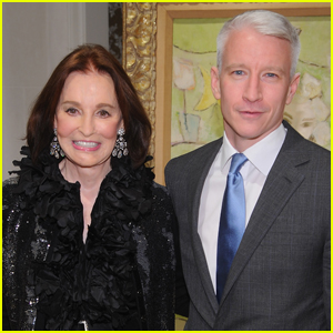 Anderson Cooper Says His Mom Gloria Vanderbilt Wanted to Be His Surrogate at 85