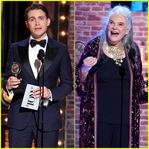 The Inheritance's Andrew Burnap & Lois Smith Win at Tony Awards 2020, Plus the Show Won Best Play!