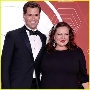 Andrew Rannells & Close Pal Zuzanna Szadkowski Attend Tony Awards 2020 Together!