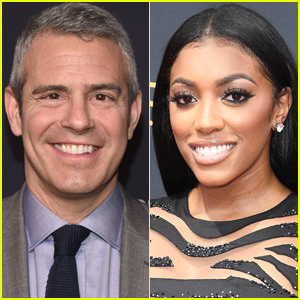 Andy Cohen Addresses Porsha Williams' Exit from 'Real Housewives of Atlanta,' Teases Her Possible Return