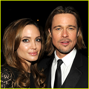 Angelina Jolie Talks Fearing for Her Kids' Safety During Marriage to Brad Pitt - Read the New Interview