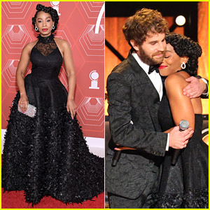Anika Noni Rose Teams Up With Ben Platt To Perform 'Move On' From 'Sunday In The Park With George' at Tony Awards 2020