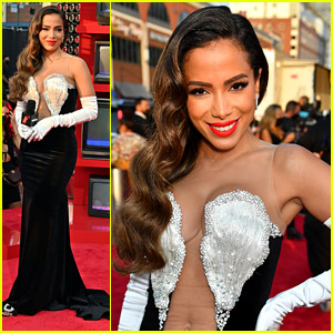 Anitta Goes Glam For MTV VMAs 2021 Ahead Of Her Performance!