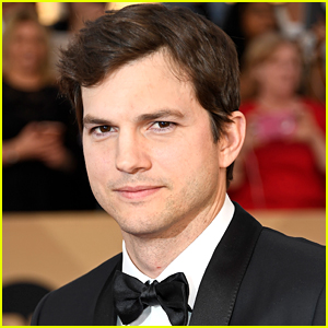 'Take a Shower' Chant Erupts as Ashton Kutcher Speaks on Live TV - Watch Now