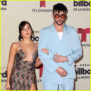 Bad Bunny Makes Red Carpet Debut with Longtime Girlfriend Gabriela Berlingeri After 4 Years of Dating