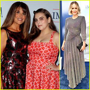 Monica Lewinsky Joins Beanie Feldstein, Sarah Paulson & More at 'Impeachment: American Crime Story' Premiere