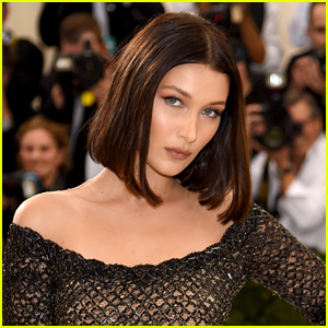 Bella Hadid Reveals If She's Vaccinated or Not After Skipping Met Gala 2021