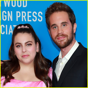 Ben Platt Tells the Story About Going to Prom with Beanie Feldstein