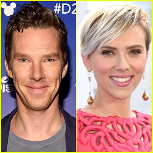 Benedict Cumberbatch Reacts to Marvel Co-Star Scarlett Johansson's 'Black Widow' Lawsuit