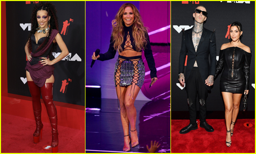 Best Dressed at MTV VMAs 2021 - Our Favorite Red Carpet Looks, Ranked!
