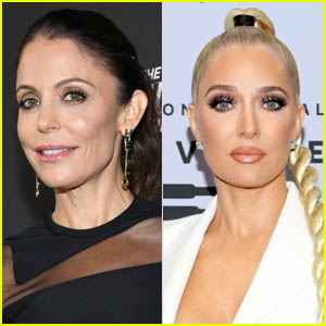 Bethenny Frankel Claims She Knew About Erika Jayne's Legal & Financial Troubles Years Ago