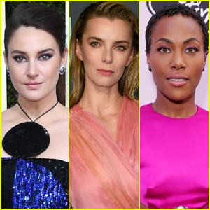 Betty Gilpin to Star Alongside Shailene Woodley & DeWanda Wise in New Showtime Series 'Three Women'