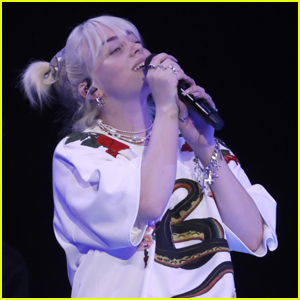 Billie Eilish Performs & Joins Coldplay at Global Citizen Festival Live 2021