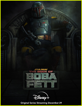 'The Book of Boba Fett' Gets Disney+ Release Date & First Poster!