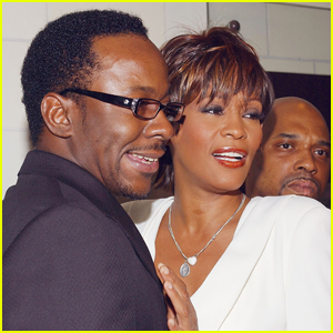 Bobby Brown Reacts to Reports of a Remake of Whitney Houston's 'The Bodyguard'