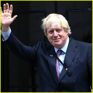 UK Prime Minister Boris Johnson Is Going Viral Today for Revealing a Detail About His Personal Life
