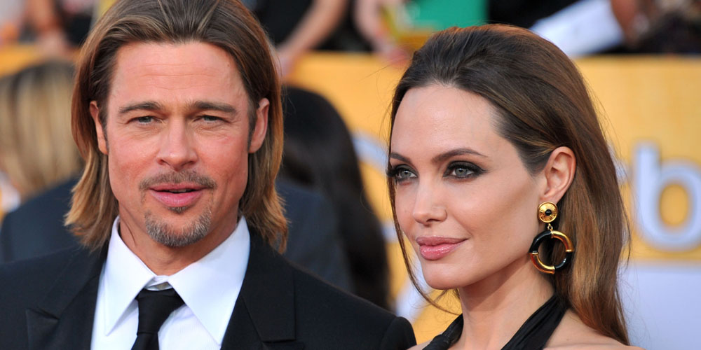 Brad Pitt Launches New Legal Battle with Angelina Jolie Over Their $164 Million Chateau Miraval   Angelina Jolie, Brad Pitt   Just Jared
