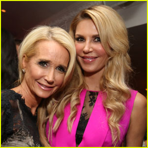 Brandi Glanville Says She & Kim Richards 'Aren't Talking' Right Now But 'Will Be Fine in the End'