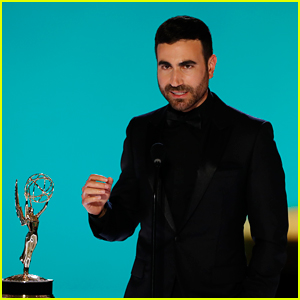 Here's What the Emmys Bleeped During Brett Goldstein's Speech - Plus, See His Reaction!