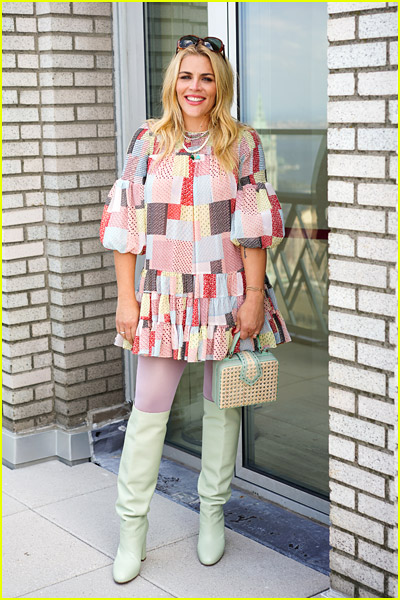 Busy Philipps at Cinq a Sept