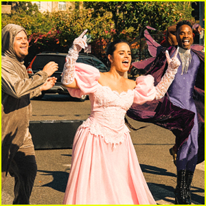 James Corden Drops Full Video of 'Cinderella' Crosswalk the Musical with Camila Cabello - Watch Now!