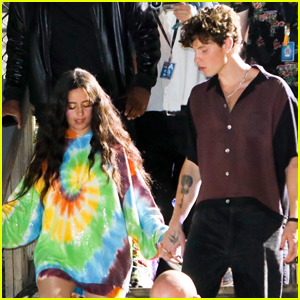 Shawn Mendes & Camila Cabello Hold Hands After Global Citizens Festival Performance