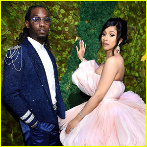 Cardi B Welcomes Second Child, A Baby Boy, With Offset!