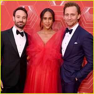 Charlie Cox Meets Up With 'Betrayal' Co-Stars Tom Hiddleston & Zawe Ashton at Tony Awards 2020