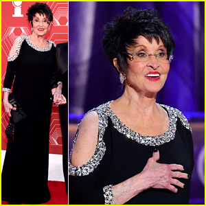 Tony Awards: Chita Rivera Returns to Winter Garden Theatre, Exactly 64 Years After Opening 'West Side Story' There!