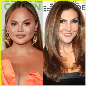 Chrissy Teigen Seemingly Slams Heather McDonald After the Comedian Called Her a 'Hypocrite'