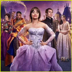 Camila Cabello, Billy Porter, & Idina Menzel All Sing on 'Cinderella' Soundtrack - Listen Now!