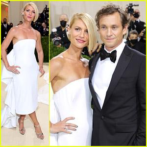 Claire Danes Couples Up With Hugh Dancy For Met Gala 2021