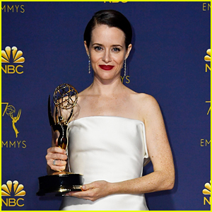 Claire Foy Just Won Another Emmy for a 2-Minute Cameo on 'The Crown' Season 4