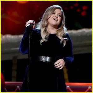 Kelly Clarkson Drops 'Christmas Isn't Canceled (Just You)' - Listen & Read the Lyrics!