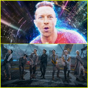 Coldplay & BTS Premiere Their 'My Universe' Music Video - Watch Now!