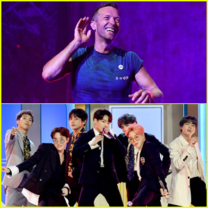 Coldplay Teams Up with BTS for New Song 'My Universe' - Read the Lyrics & Listen Now!
