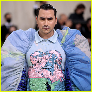 There's an Important Message Behind Dan Levy's Met Gala 2021 Look