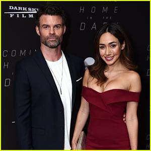Daniel Gillies Gets Girlfriend Julia Misaki's Support at 'Coming Home in the Dark' Premiere
