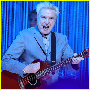 David Byrne Gives Incredible Performance of 'Burning Down the House' at Tony Awards 2020 - Watch!