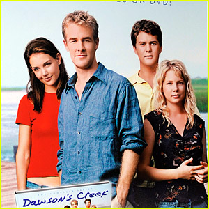 'Dawson's Creek' Theme Song Has Returned To The Show On Netflix!